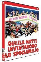La copertina di Quella notte inventarono lo spogliarello (dvd)