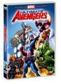 La copertina di Ultimate Avengers - Il film (dvd)