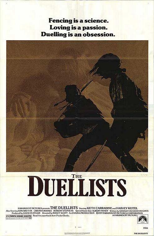 La locandina di I duellanti