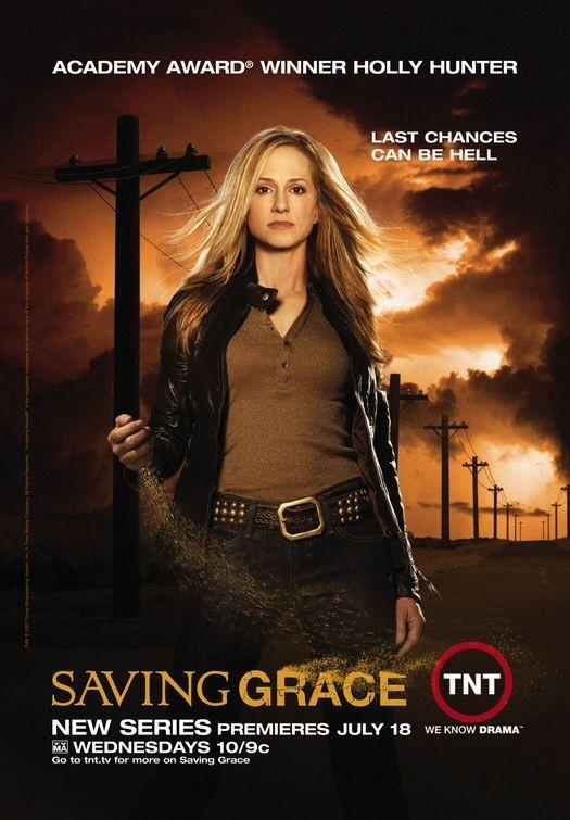 La locandina di Saving Grace