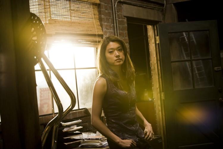Una immagine promozionale di Grace Park per la stagione 2 di The Cleaner