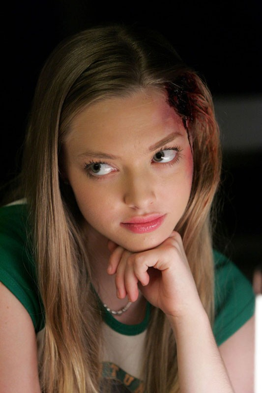 Amanda Seyfried è Lilly Kane nell'episodio 'Il mistero dei Kane' di Veronica Mars