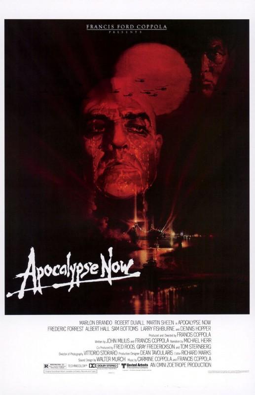 La locandina di Apocalypse Now
