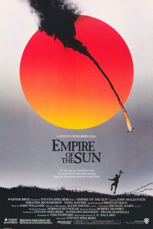 La locandina di L'impero del sole