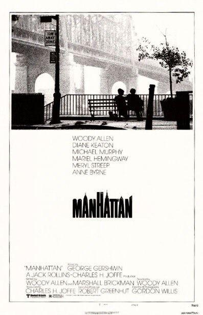 La locandina di Manhattan