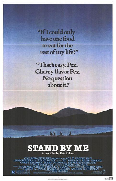 La locandina di Stand by me - Ricordo di un'estate