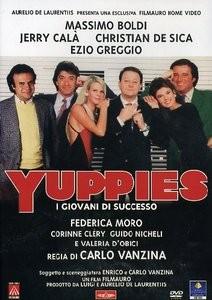 La locandina di Yuppies, i giovani di successo