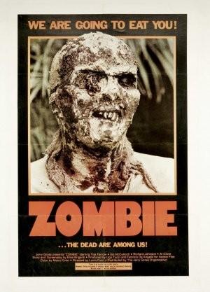 La locandina di Zombi 2