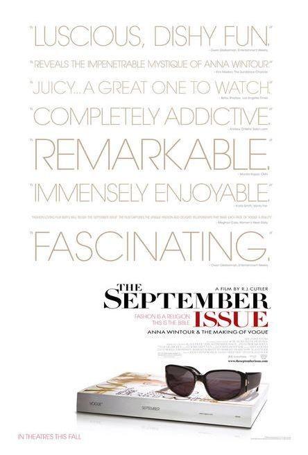 La locandina di The September Issue