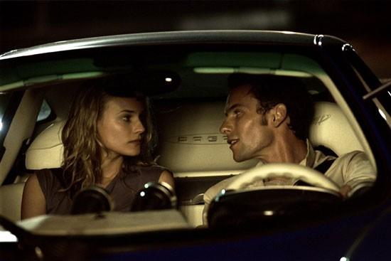 Una immagine del film Adrenalina blu