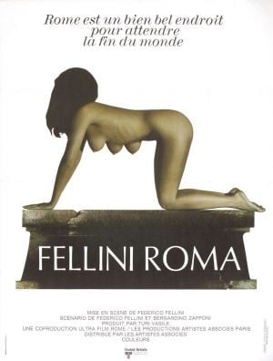 La locandina di Roma