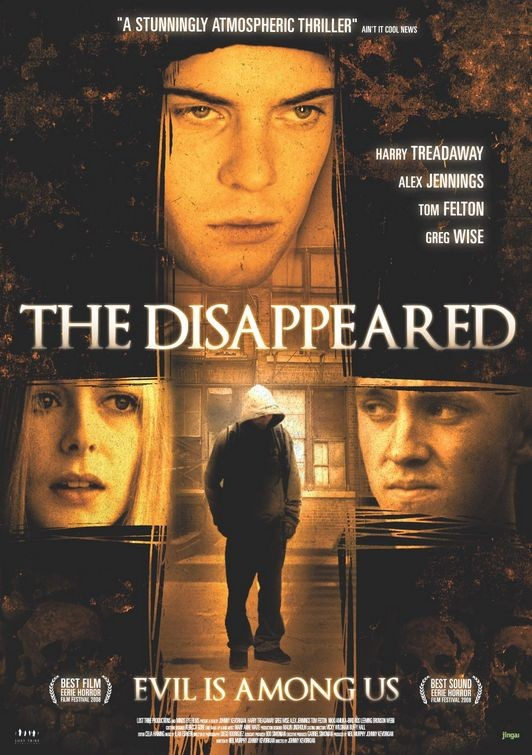 La locandina di The Disappeared
