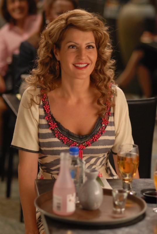 Nia Vardalos in una scena del film I Hate Valentine's Day