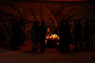 Un'immagine dell'episodio Epitaph One di Dollhouse