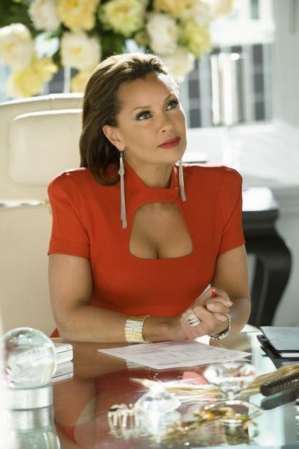 Vanessa Williams in una scena dell'episodio In the Stars di Ugly Betty