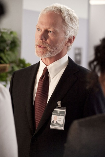 James Morrison guest star dell'episodio Yielding di Hawthorne