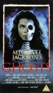 La locandina di Ghosts