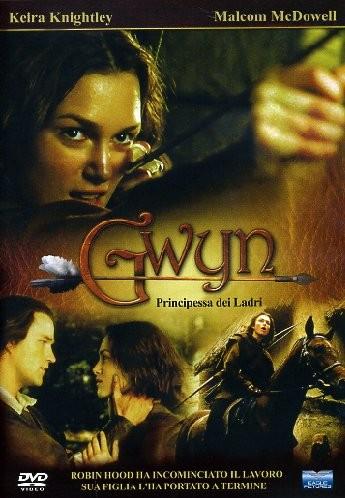 La locandina di Gwyn - Principessa dei ladri
