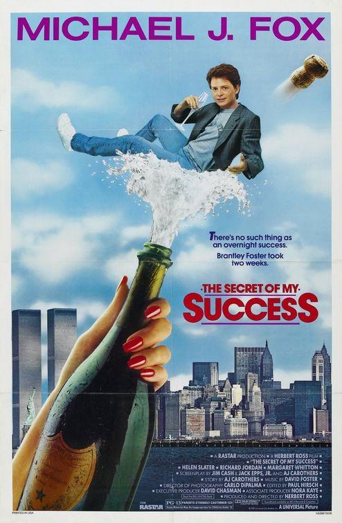 La locandina di Il segreto del mio successo