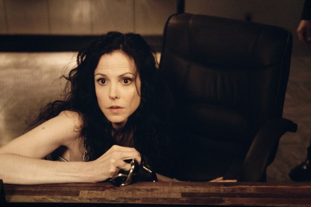 Mary-Louise Parker nell'episodio Wonderful Wonderful di Weeds