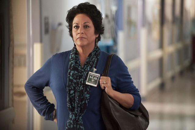 Terri Hoyos nell'episodio Yielding di Hawthorne