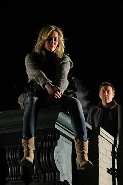 Hilary Duff nell'episodio Thrilled to Death della quarta stagione di Ghost Whisperer
