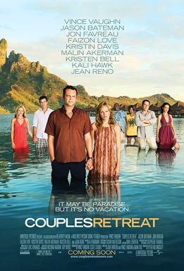 La locandina di Couples Retreat
