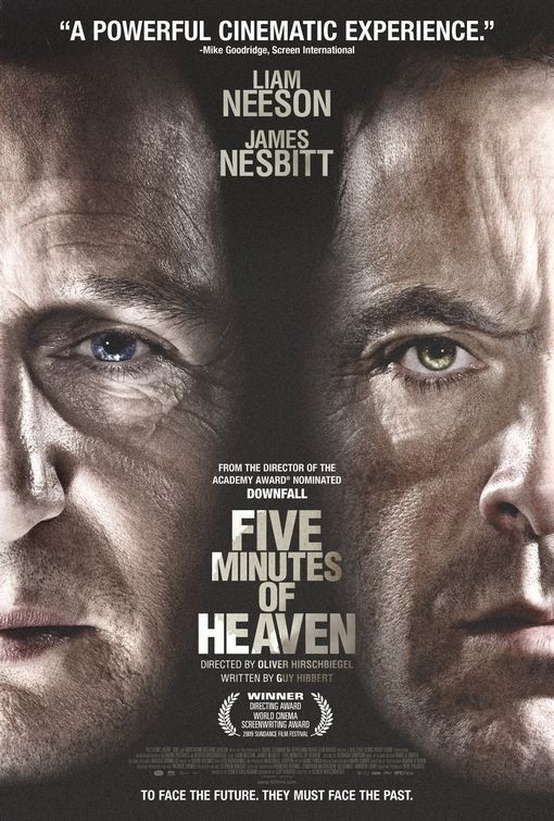 La locandina di Five Minutes of Heaven