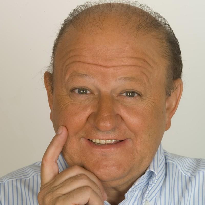 Il comico Massimo Boldi