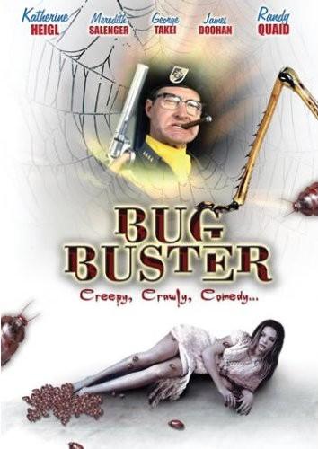 La locandina di Bug Buster