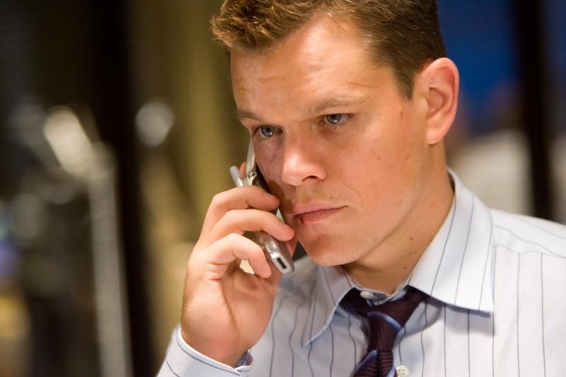 Matt Damon in una scena di The Green Zone