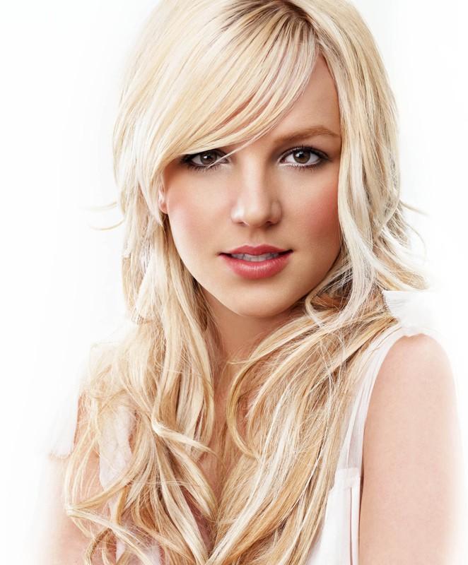 Un primo piano di Britney Spears