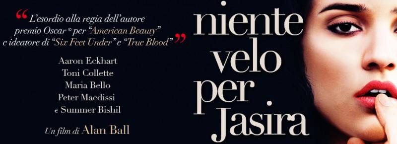 Una immagine promo per il film Niente velo per Jasira