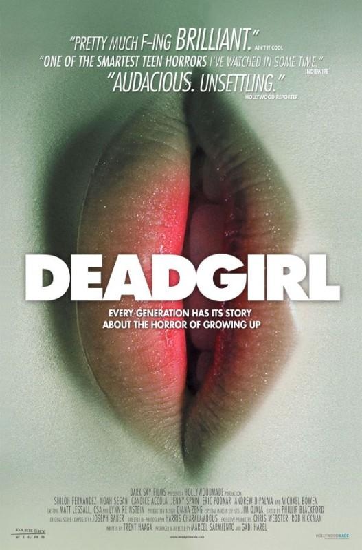 Locandina di Deadgirl