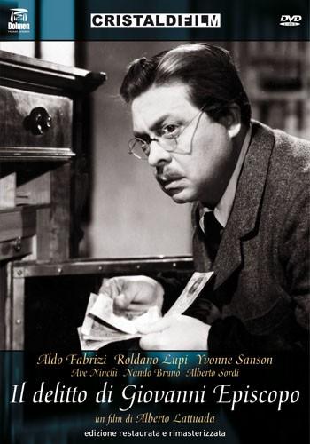La copertina di Il delitto di Giovanni Episcopo (dvd)