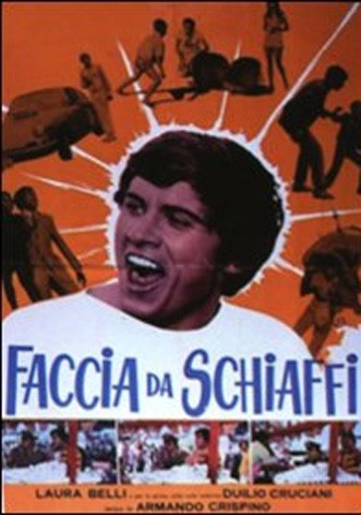 La copertina di Faccia da schiaffi (dvd)