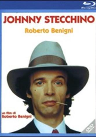 La copertina di Johnny Stecchino (blu-ray)