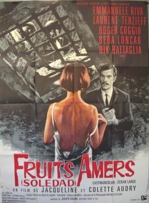 La locandina di I frutti amari