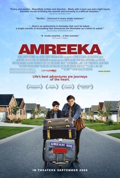 Nuovo poster per Amreeka