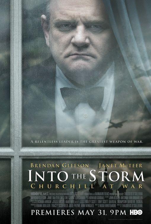 La locandina di Into the Storm