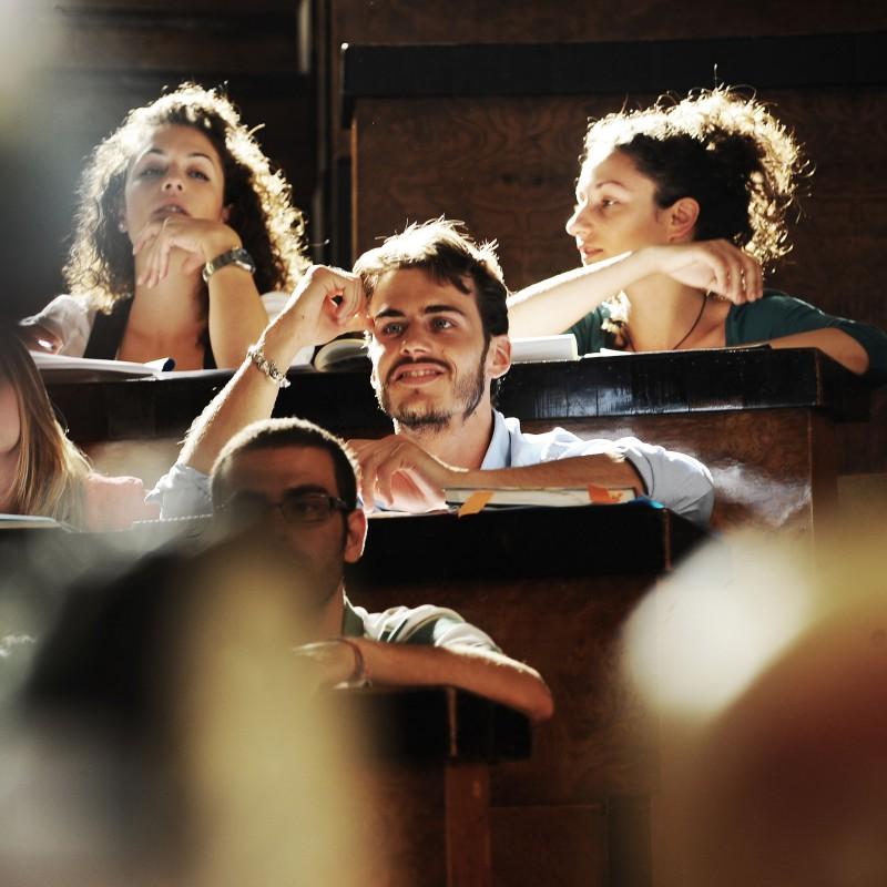 Raniero Monaco di Lapio è Rusty James nel film Amore 14, diretto da Federico Moccia