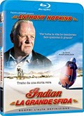La copertina di Indian - La grande sfida (blu-ray)