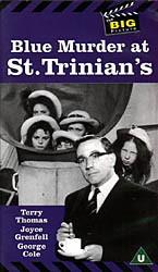 La locandina di Blue Murder at St. Trinian's