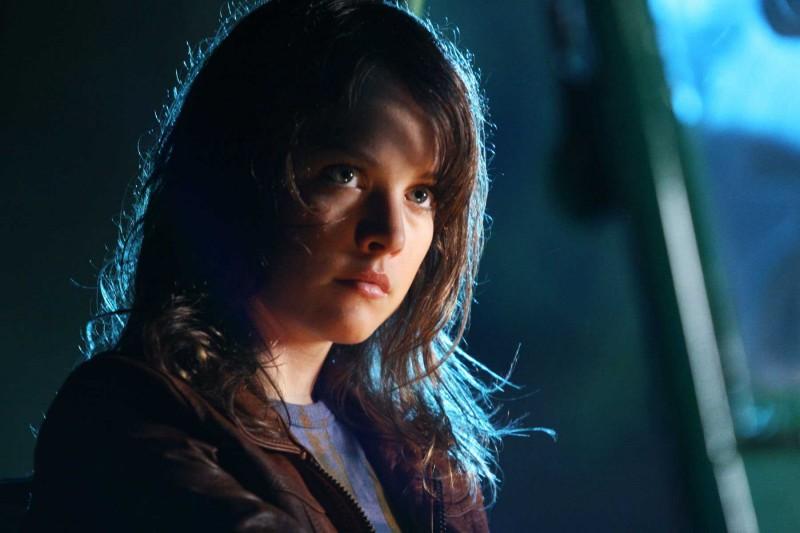 Allison Miller è Alice McKee nel film Blood: The Last Vampire