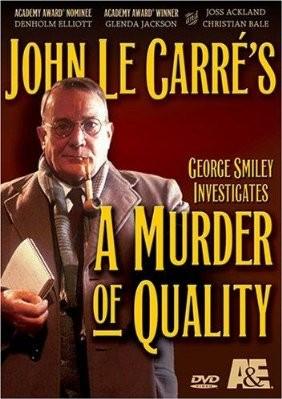 La locandina di A Murder of Quality