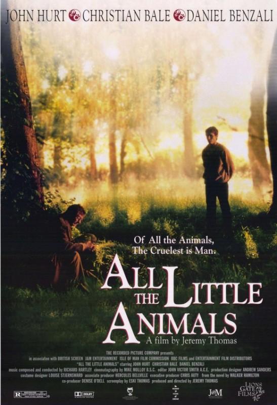 La locandina di All the Little Animals