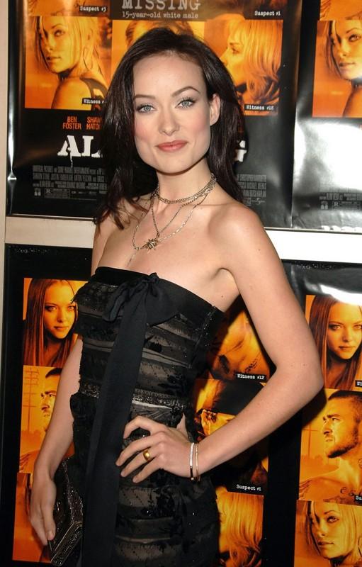 Olivia Wilde alla premiere del film 'Alpha Dog'