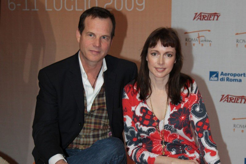 RomaFictionFest 2009: Bill Paxton e Louise Newbury