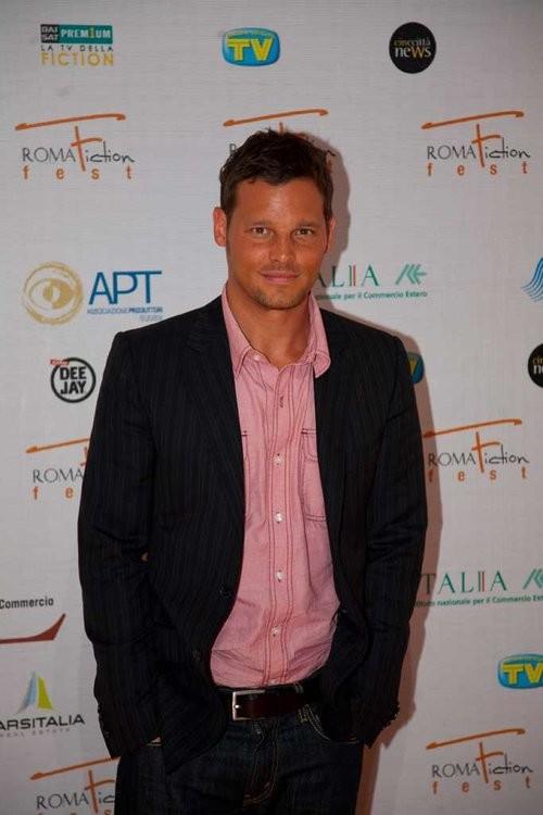 RomaFictionFest 2009: c'è anche Justin Chambers, la star di Grey's Anatomy, a Roma