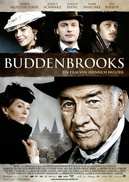 La locandina di Buddenbrooks